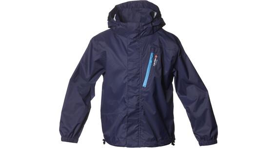 Isbjörn Junior Light Weight Rain Jacket Dark Navy